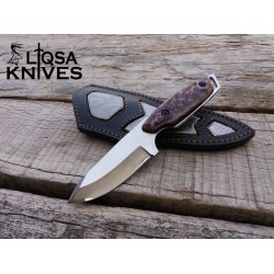 440C custom made hunting knife TS-098